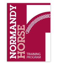logo pour le site internet normandie horse training